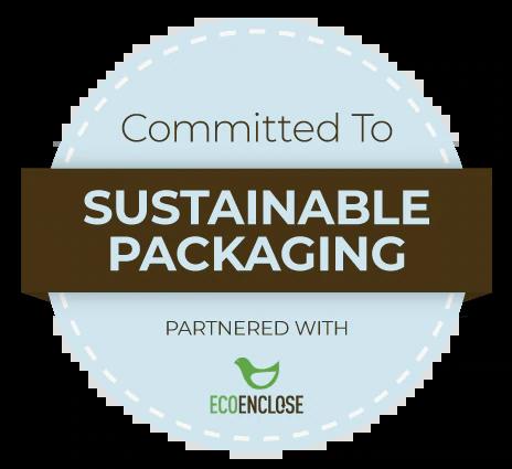 Sustainable Packaging Badge