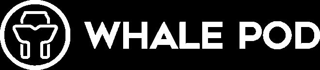 Whale Pod Logo
